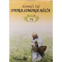 Domači čaj patra Simona Ašiča 15 - čaj za srce