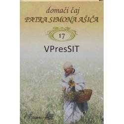 Domači čaj patra Simona Ašiča 17 - čaj proti visokem krvnem tlaku