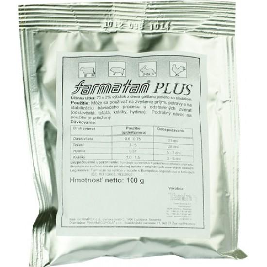 Farmatan Plus, krmni dodatek 100g Za živali