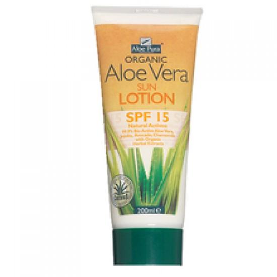 Aloe Pura Aloe Vera, zaščitni losjon - ZF 15 Kozmetika