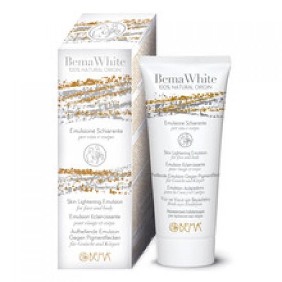 Bema White, emulzija za posvetlitev kože Kozmetika