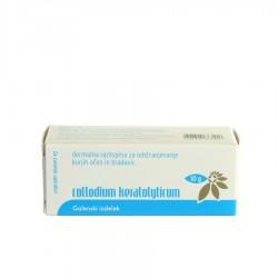 Colloidium Keratolityticum, dermalna raztopina