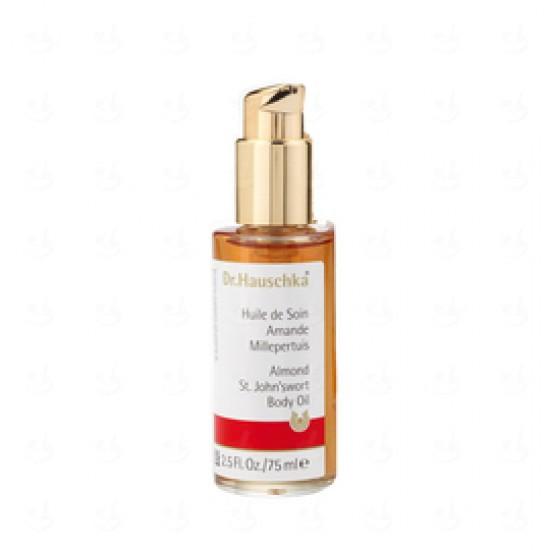 Dr.Hauschka, olje za telo, šentjanževka in mandelj Kozmetika