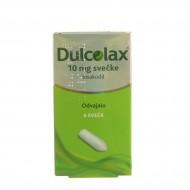 Dulcolax 10 mg, svečke
