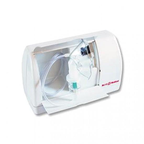 Profesionalni inhalator z batnim kompresorjem Me115 Pripomočki in zaščita