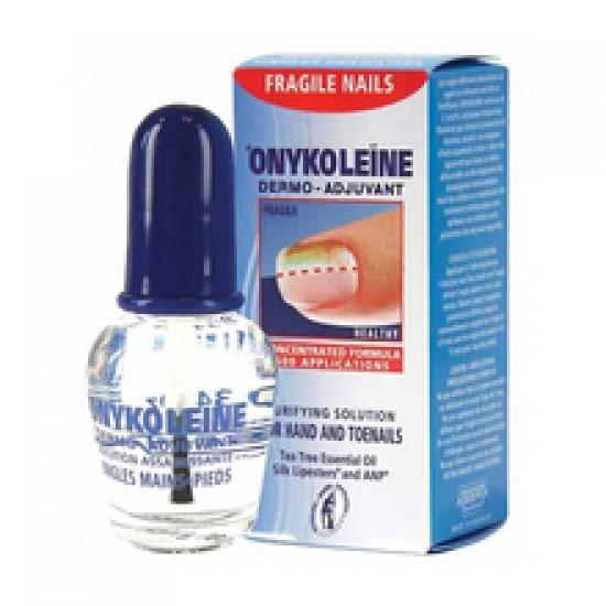 Onykoleine, nega glivičnih nohtov Kozmetika