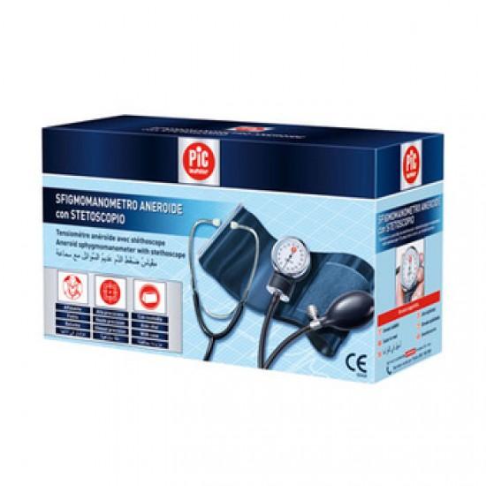 PIC Merilec krvnega tlaka s stetoskopom Pripomočki in zaščita