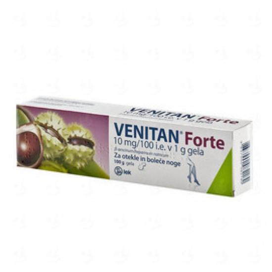 Venitan forte gel, 100 g Zdravila brez recepta