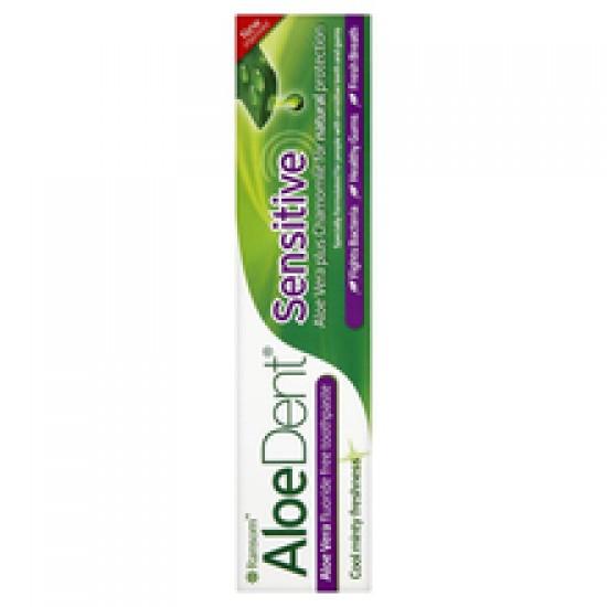 AloeDent Sensitive, zobna krema Kozmetika