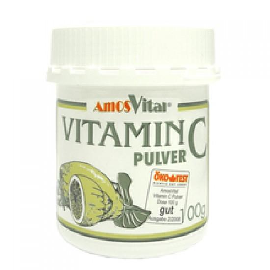 Vitamin C pulver Amos, prašek Prehrana in dopolnila