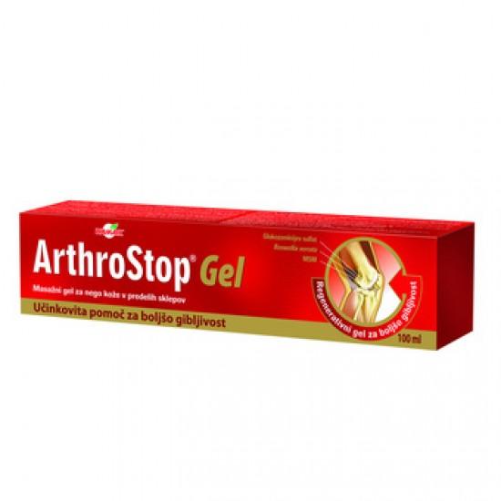 ArthroStop, gel Kozmetika