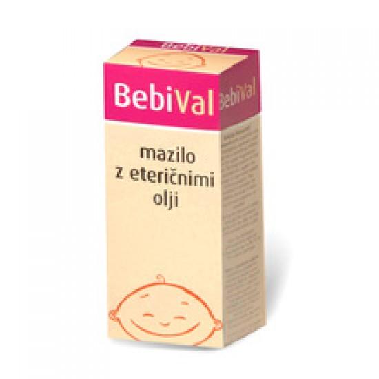 BebiVal mazilo z eteričnimi olji Kozmetika