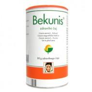 Bekunis, zdravilni čaj