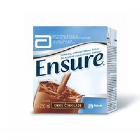 Ensure, čokolada Prehrana in dopolnila