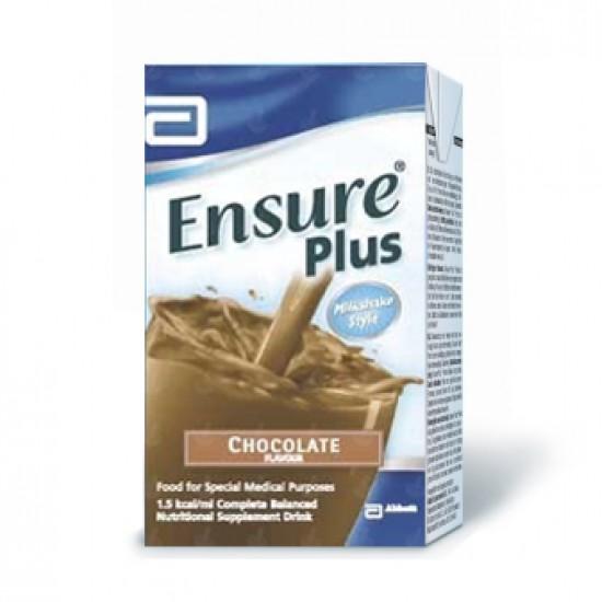 Ensure Plus, čokolada Prehrana in dopolnila
