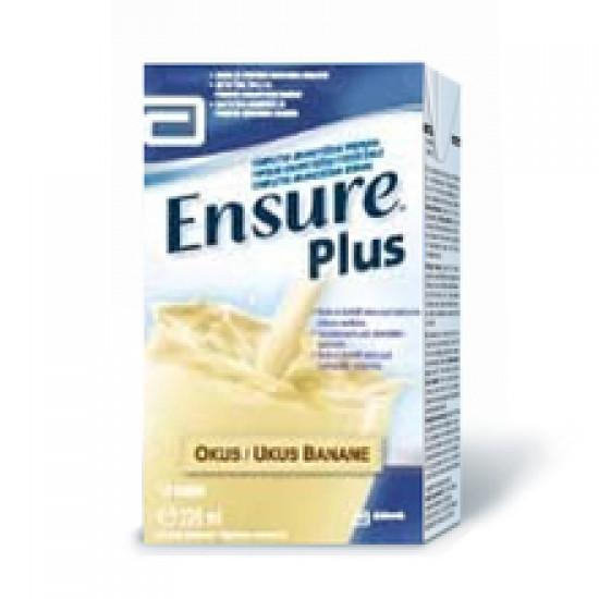 Ensure Plus, banana Prehrana in dopolnila