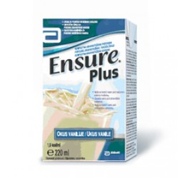 Ensure Plus, vanilija