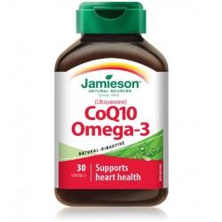 Jamieson Koencim Q10 z Omega-3, kapsule