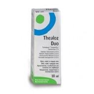 Thealoz Duo, vlažilne in zaščitne kapljice za oko