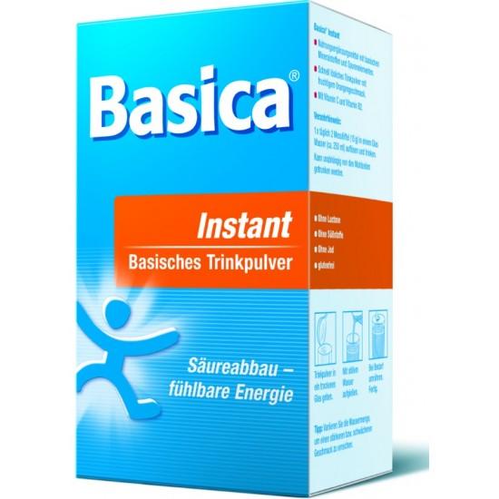 Basica Instant, sadni napitek Prehrana in dopolnila