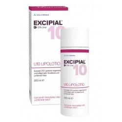 Excipial U10, lipolosjon z 10% ureo - 200 ml