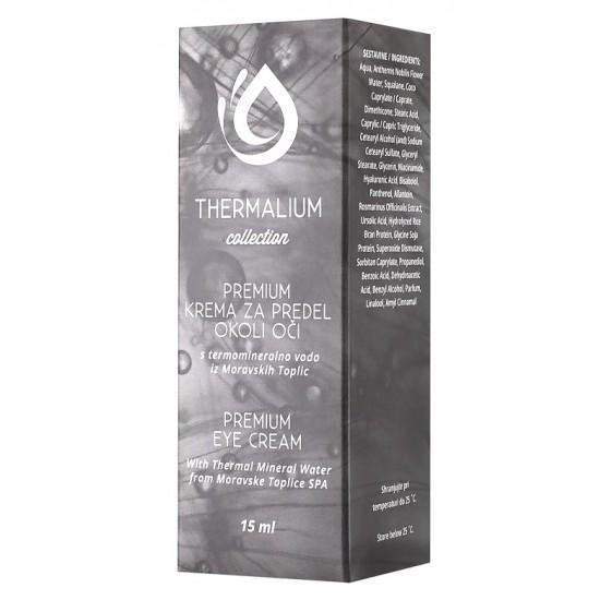Thermalium Premium, krema za predel okoli oči Kozmetika