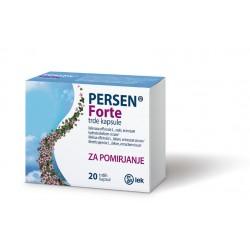 Persen Forte, 20 trdih kapsul
