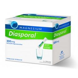 Magnesium - Diasporal 300 mg, 50 vrečk