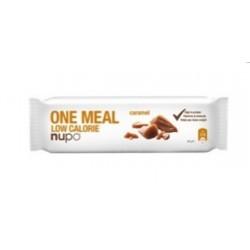 Nupo, ploščica za nadomestitev obroka, karamela