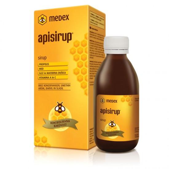 Medex Apisirup, sirup Pripomočki in zaščita