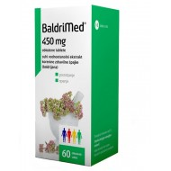 Baldrimed, 60 obloženih tablet