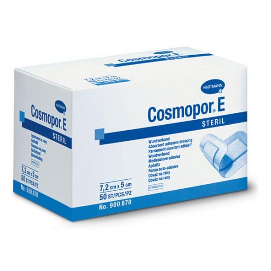 Cosmopor E sterilni obliž, 7,2 x 5 cm Pripomočki in zaščita