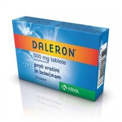 Daleron, 20 tablet