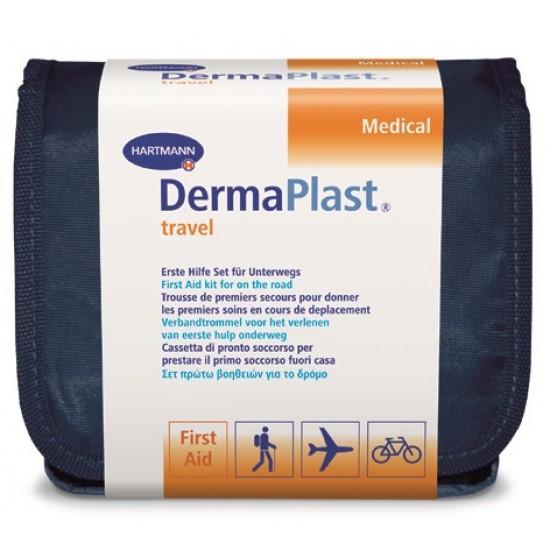 DermaPlast travel, potovalni set za prvo pomoč Pripomočki in zaščita