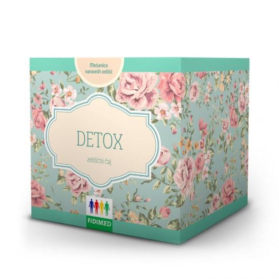 Detox, zeliščni čaj Prehrana in dopolnila
