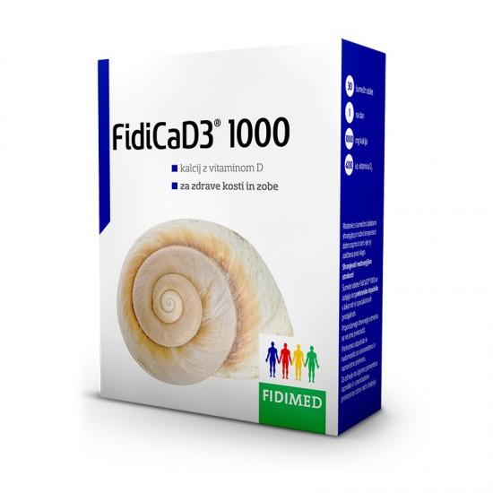 FidiCaD3 1000, šumeče tablete Prehrana in dopolnila