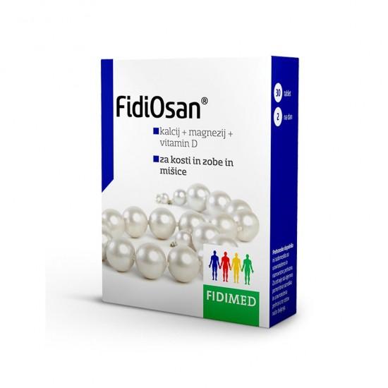 FidiOsan, 30 tablet Prehrana in dopolnila