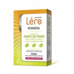 Lero Pondeal, z okusom vanilije