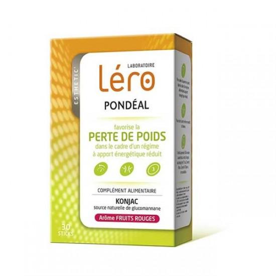 Lero Pondeal, z okusom vanilije Prehrana in dopolnila