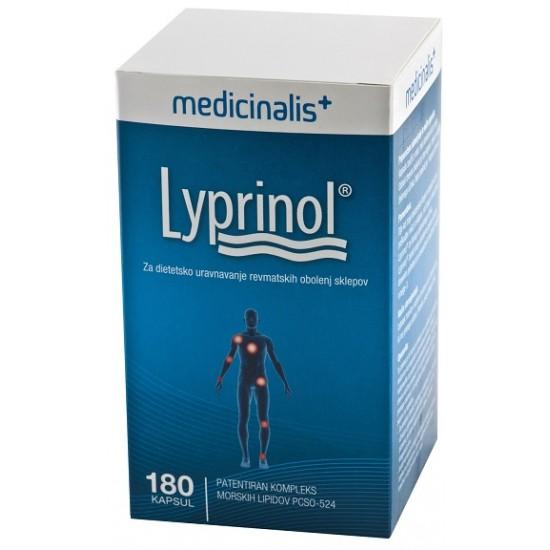Lyprinol, 180 kapsul Prehrana in dopolnila