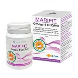 Marifit Omega-3 DECAvit, kapsule