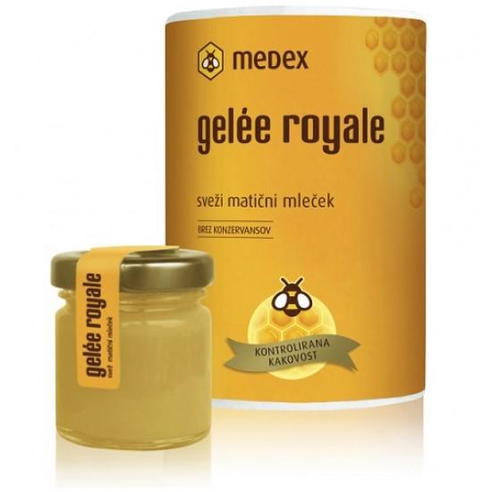Medex, Gelee Royale, svež matični mleček Prehrana in dopolnila