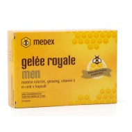 Medex, Gelee royale men, kapsule