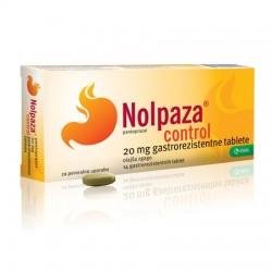 Nolpaza control, gastrorezistentne tablete