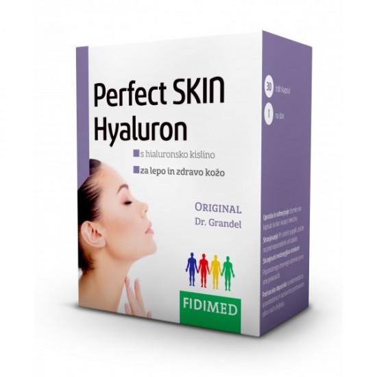 Perfect Skin Hyaluron, kapsule Prehrana in dopolnila