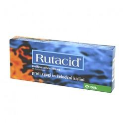 Rutacid, 60 žvečljivih tablet