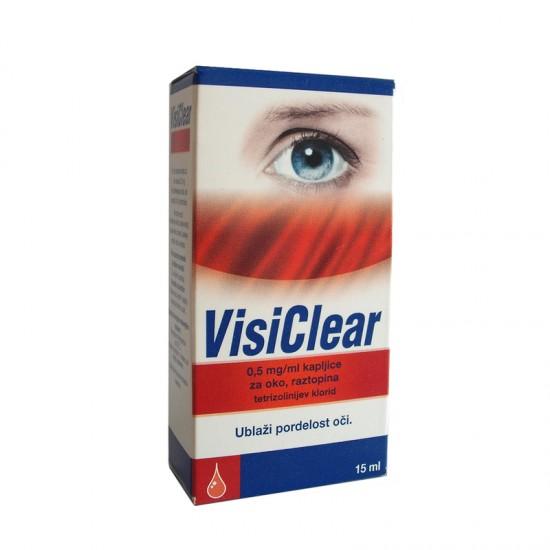 Visiclear, kapljice za oko Zdravila brez recepta