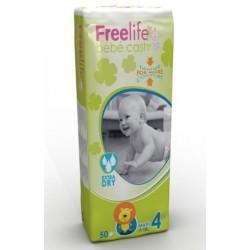 Bb Cash Freelife Maxi, otroške plenice 7-18 kg, velikost 4