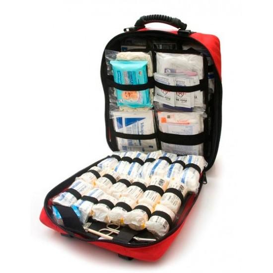 Komplet sanitetnega materiala za nahrbtnik Pripomočki in zaščita