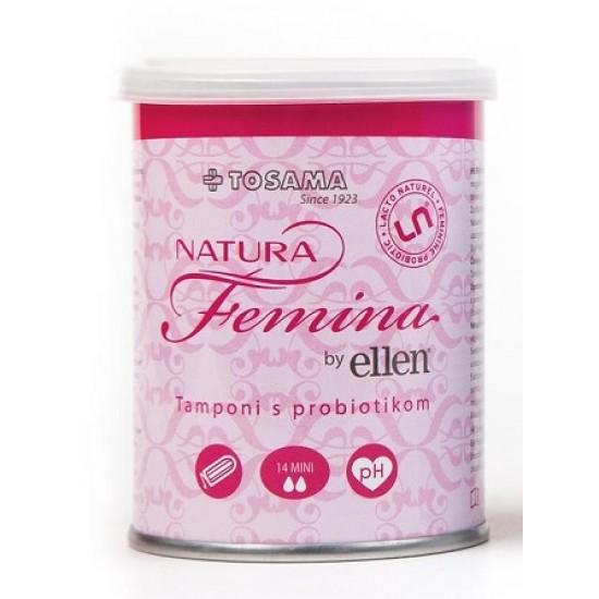 Natura Femina by Ellen, mini higienski tamponi Pripomočki in zaščita